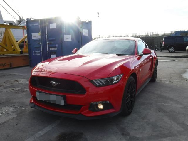 Car Shipping Ford Mustang GT