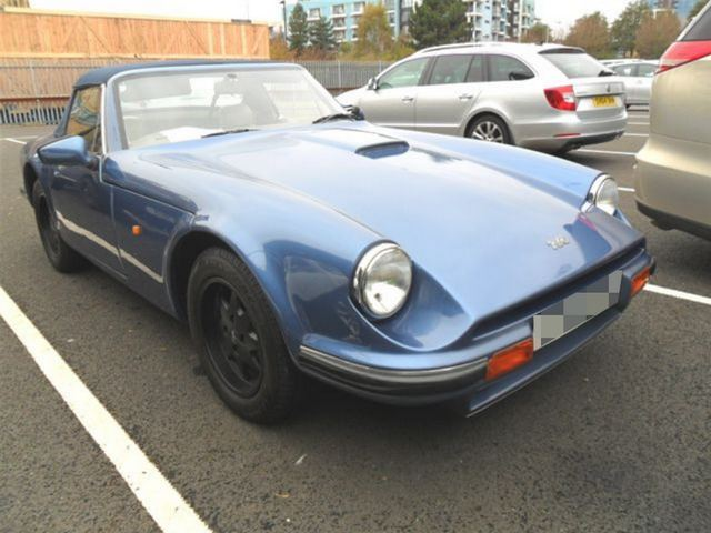 Car Shipping TVR 280S