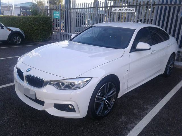 Shipping a BMW 435D to Auckland, New Zealand