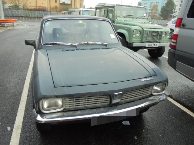 Car Shipping Triumph Toledo