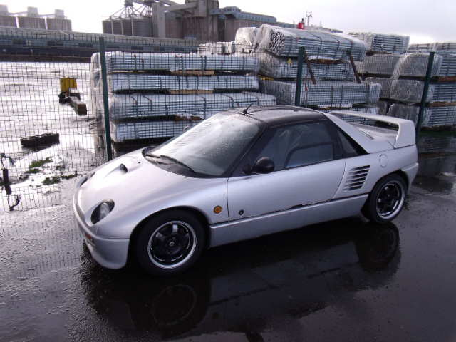 Car Shipping Mazda Autozam AZ-1
