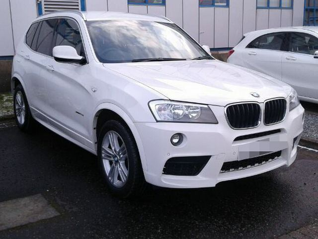 Car Shipping BMW X3