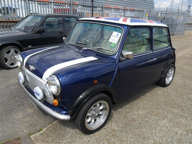 Car Shipping - Austin Mini