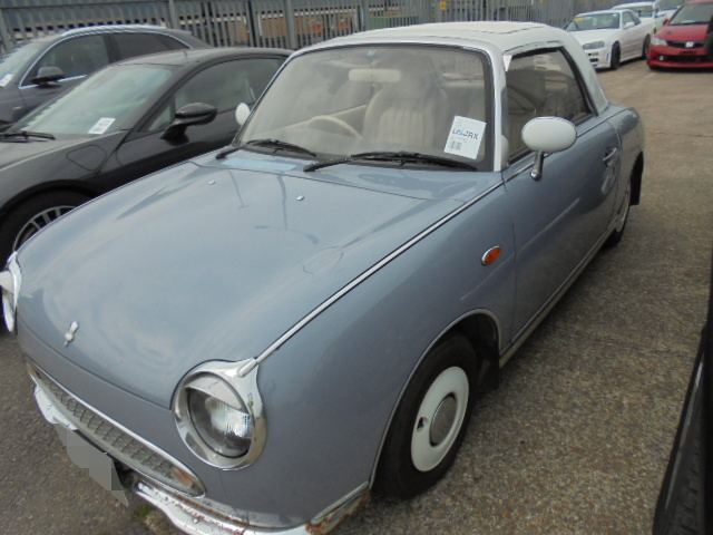 Car Shipping - Nissan Figaro