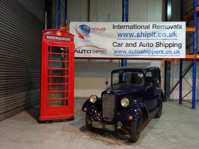 Car Shipping - Austin 7 Ruby