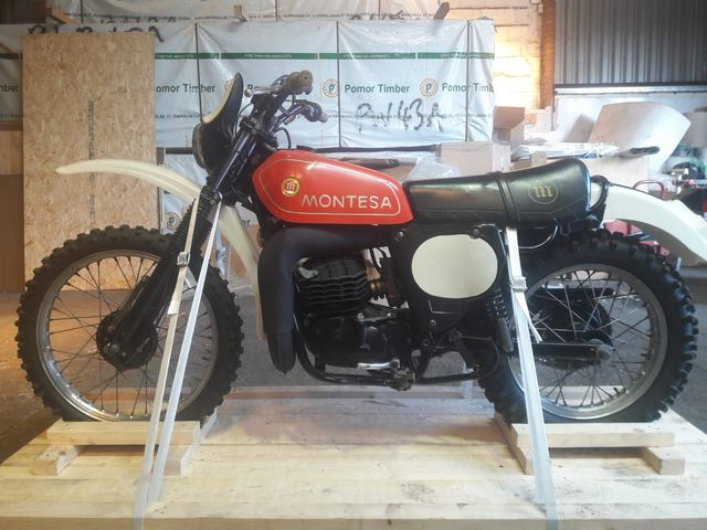Car Shipping - Montesa 360