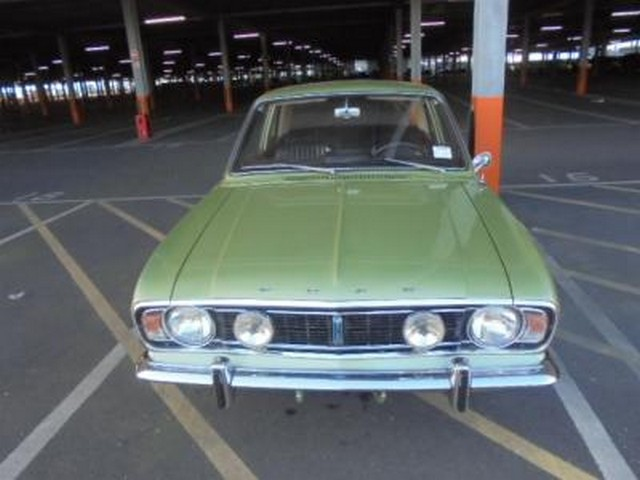 Ford Cortina DeLuxe