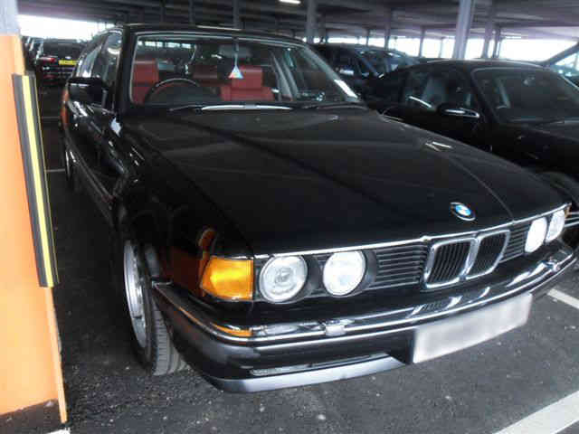 Car Shipping BMW 735i SE