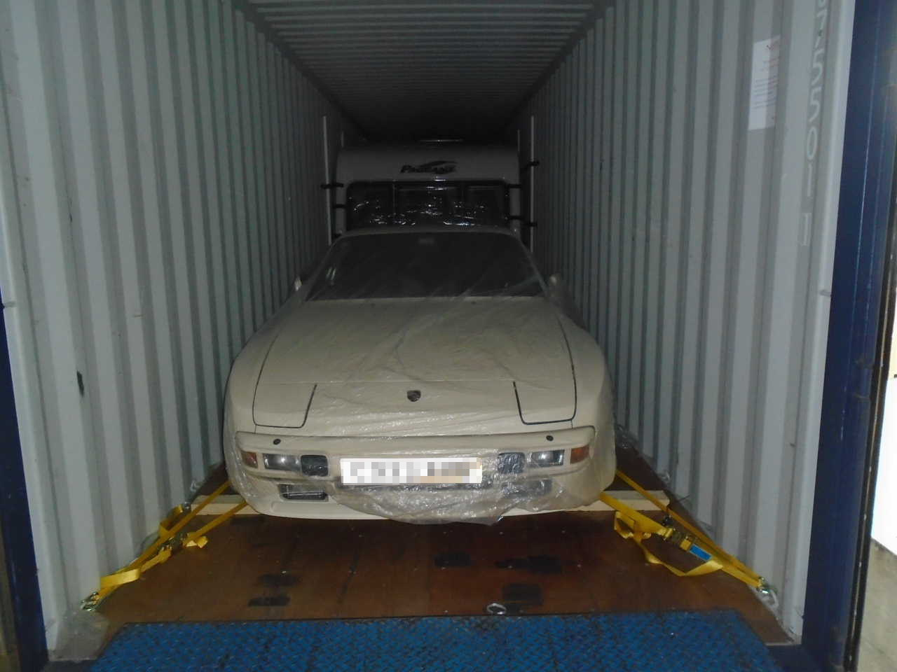 Car Shipping Porsche 944 Coupe