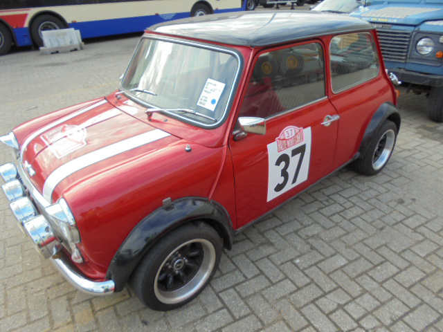 Car Shipping Mini Cooper