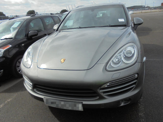 Car Shipping Porsche Cayenne