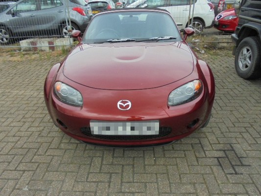Car Shipping Mazda MX5
