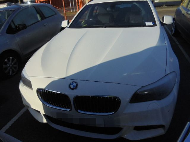 Car Shipping BMW 520d
