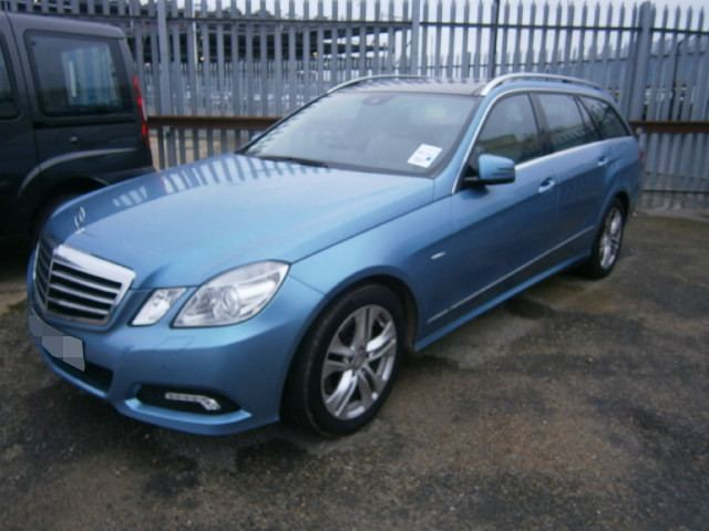 Car Shipping Mercedes E250 Estate