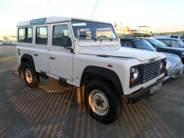 Car Shipping Land Rover Defender