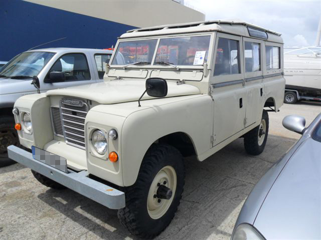 Car Shipping Land Rover