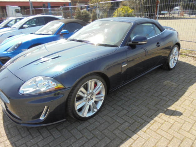 Car Shipping Jaguar XKR
