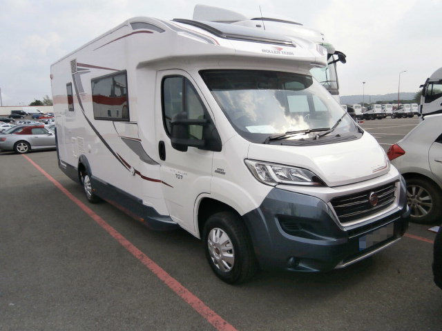 Car Shipping Fiat Motorhome