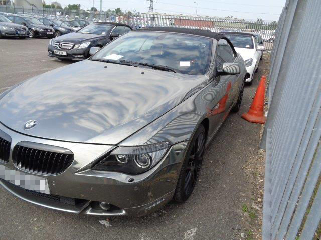 Car Shipping BMW 630i