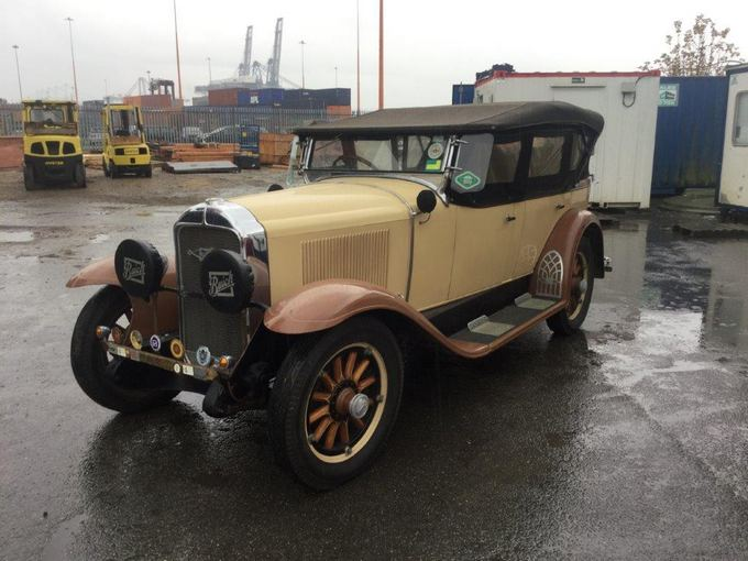 Car Shipping 1929 Buick 29-25