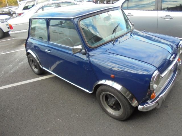 Car Shipping Austin Mini Mayfair
