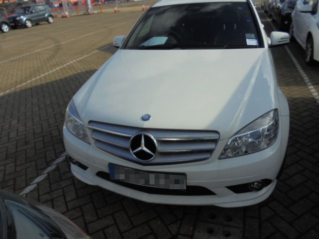 Car Shipping Mercedes C200 Sport