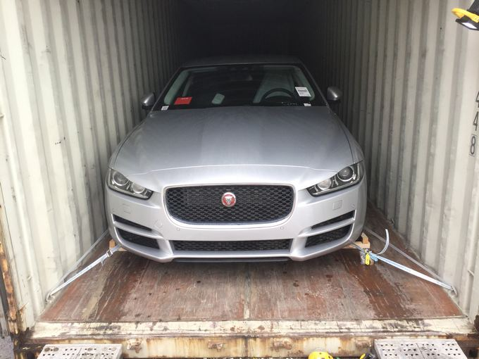 Car Shipping Jaguar XE