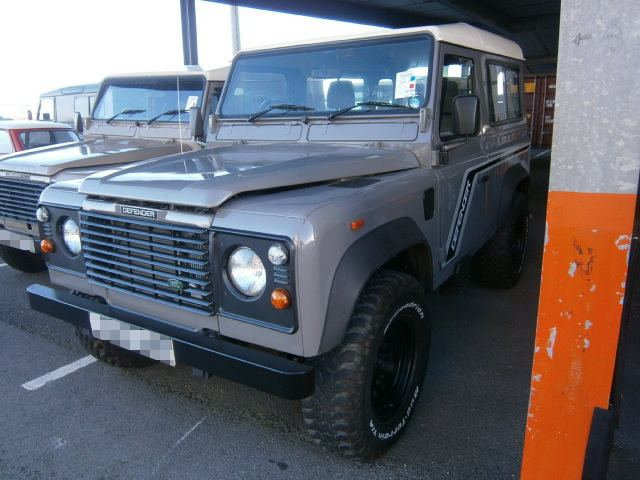 Car Shipping Land Rover 90