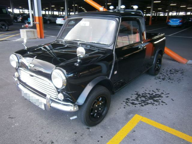 Car Shipping Austin Mini Pickup