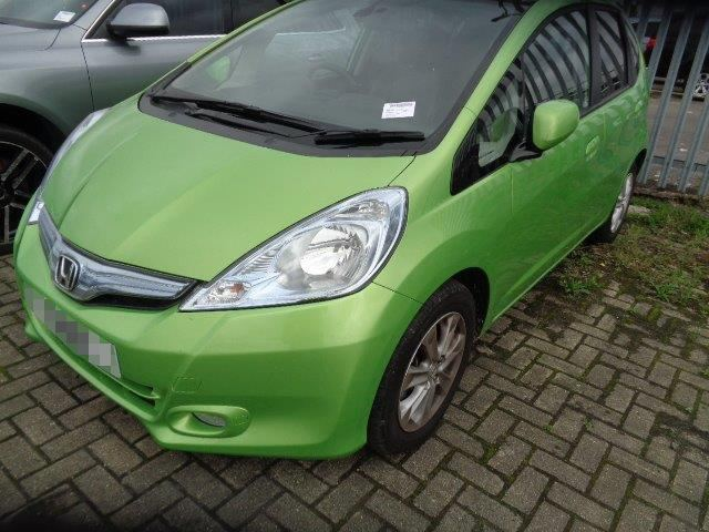 Car Shipping Honda Jazz