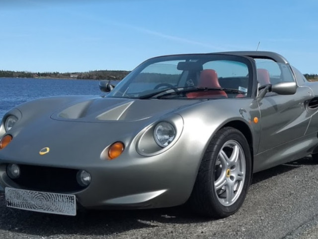 Lotus Elise shipped to Halifax, Canada