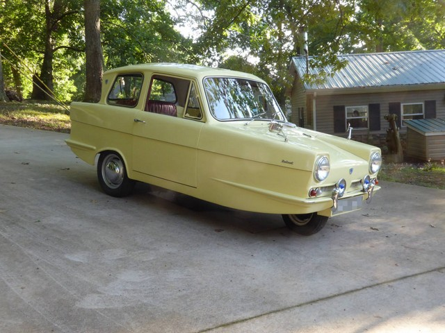 Reliant Regal shipped to TN, USA