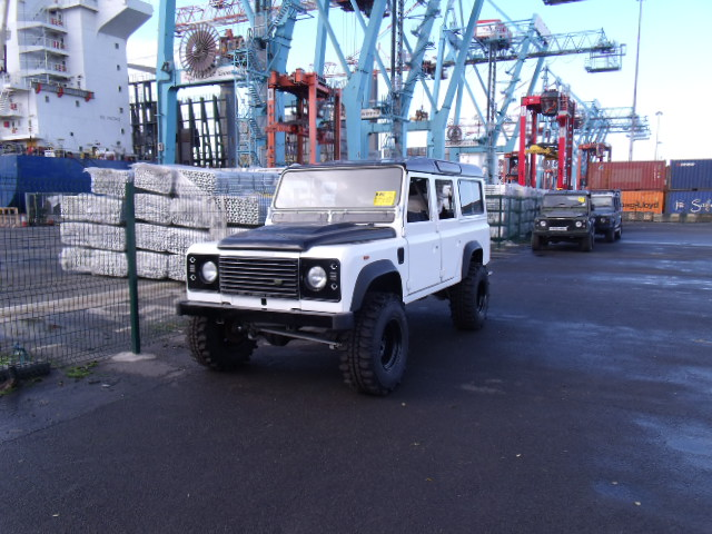 Land Rover Shipping Uk To Usa And Canada Autoshippers