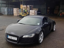 Audi R8 to Jebel Ali, UAE | Autoshippers Car Shipping