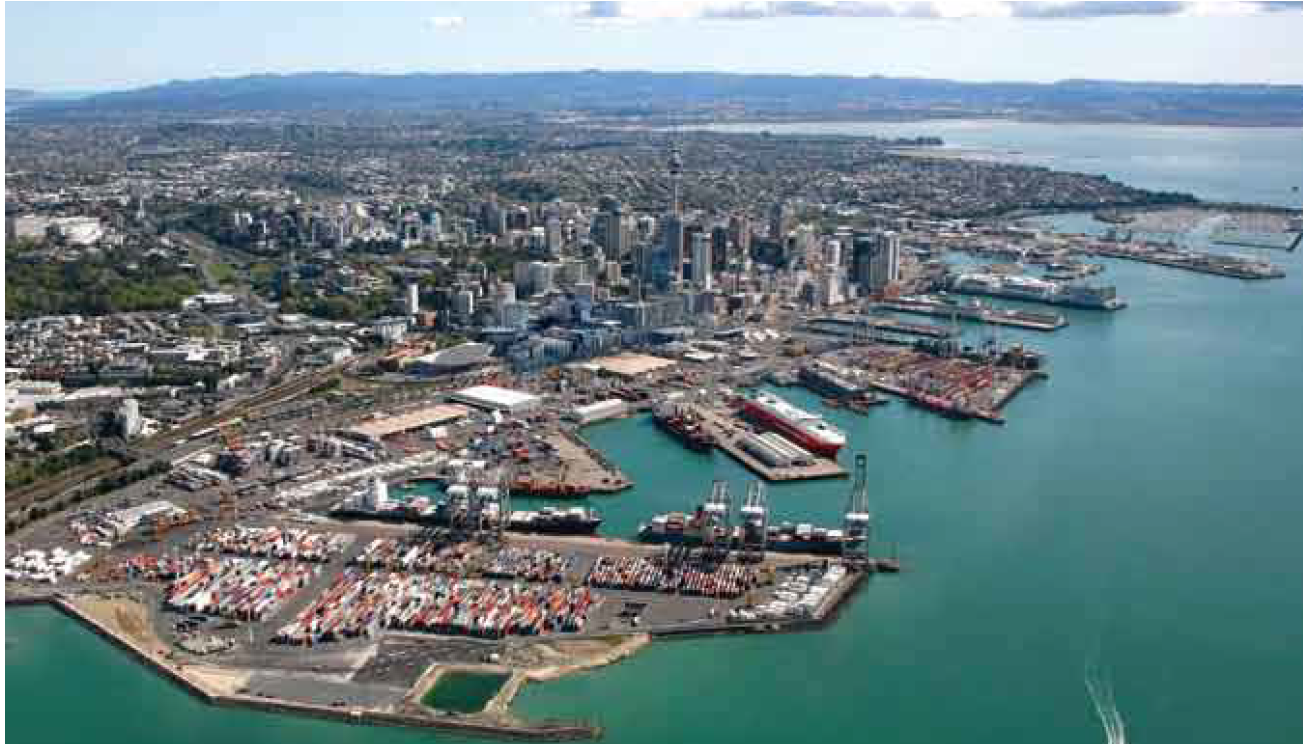 Car shipping auckland port