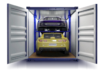 R-Rak Car Shipping Front